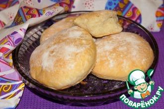 Рецепт: Шотландские хлебцы Бапсы