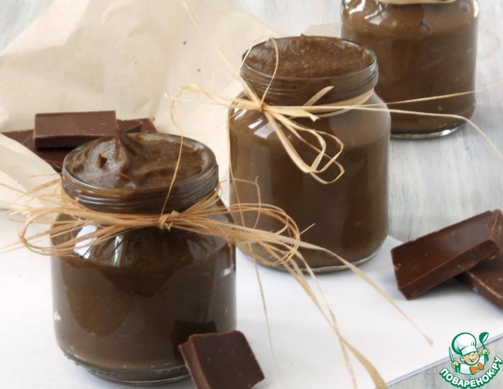 Рецепт: Необычный шоколадный пудинг