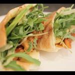Необыкновенно вкусный сэндвич с курицей