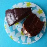 Пирог в мультиварке Шоколад на кипятке