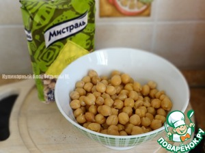 To prepare chickpeas;  I cook it without soaking in a slow cooker-a pressure cooker for 1.5 hours;