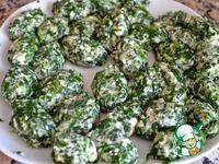 Клецки из творога со шпинатом ингредиенты