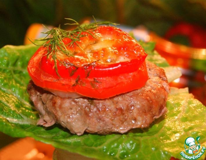 Рецепт: Ужин в средиземноморском стиле
