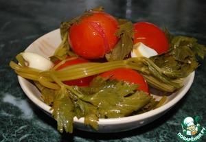 фото: маринованные помидоры