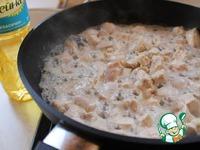 Сливочная паста с курицей и вялеными томатами ингредиенты