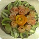 Торт Праздничный Сметанник