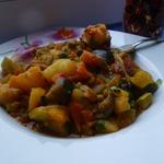 Рагу из овощей Домашнее