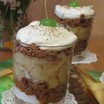 Десерт с пряниками