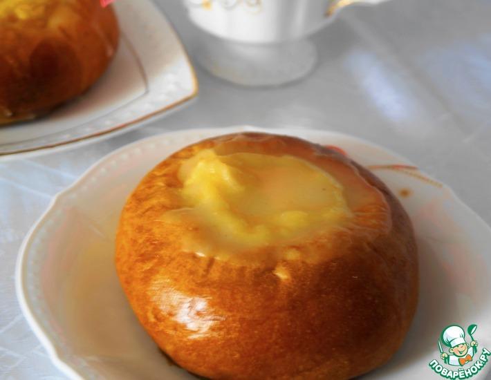 Рецепт: Норвежские булочки-пышечки