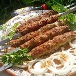Шашлык по-туркменски