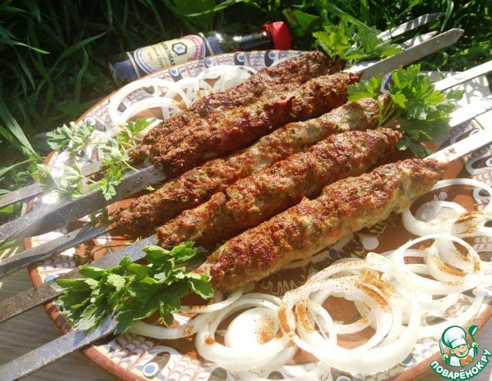 Рецепт: Шашлык по-туркменски