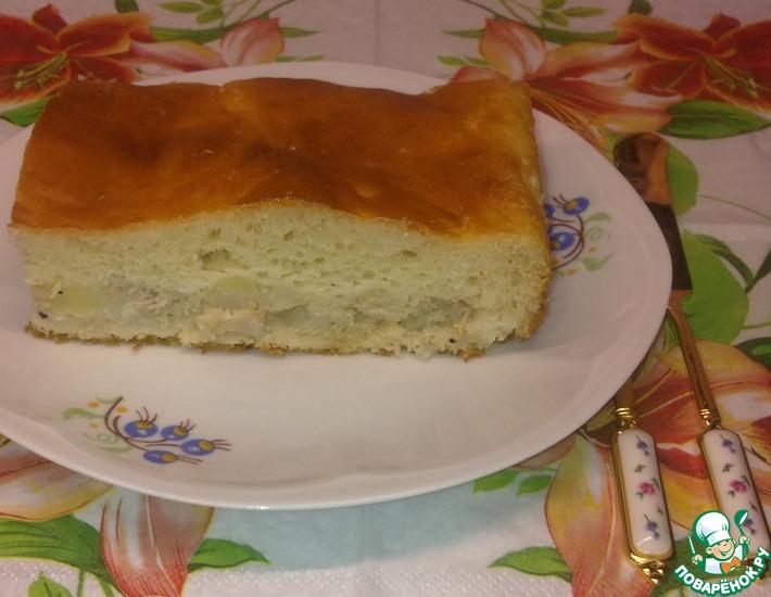 Рецепт: Пирог Воздушный