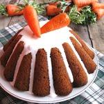 Старомодный морковный кекс