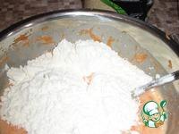 Старомодный морковный кекс ингредиенты