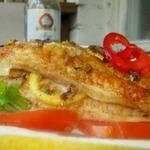 Морской окунь по-арабски – кулинарный рецепт