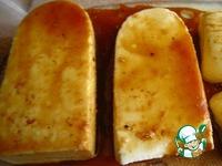 Сыр-гриль Весна и барбекю ингредиенты