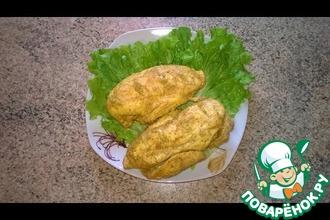Рецепт: Пряная куриная грудка в мультиварке