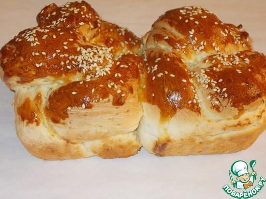 кунжутный хлебушек