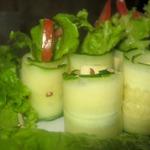 Лёгкий салат к шашлыку Бриз уик-энда