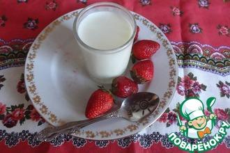 Рецепт: Диетический йогурт