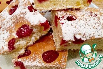 Рецепт: Пирог Ждите, скоро гости!