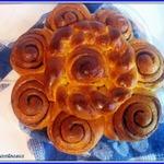 Тыквенный постный пирог