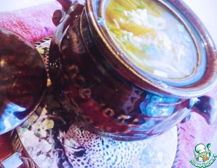 Рецепт: Луковый суп