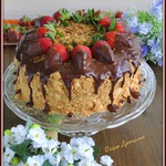 Торт Наполеон по-одесски