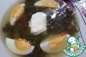 Рецепт: Суп весенний