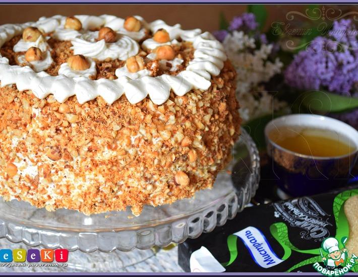 торт рецепты с фото пошагово поваренок