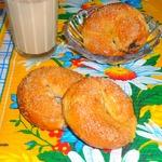 Пончики с маковой начинкой