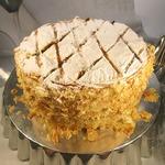 Традиционный торт Наполеон в английском стиле