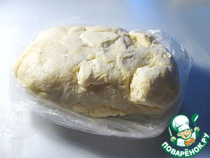 Традиционный торт Наполеон в английском стиле Слоеное тесто