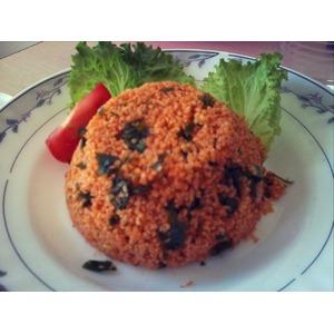 Турецкий салат из булгура Кысыр