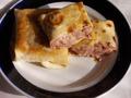 фасолиево-сырная начинка для блинчиков