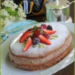 Торт бисквитный Риго Янши