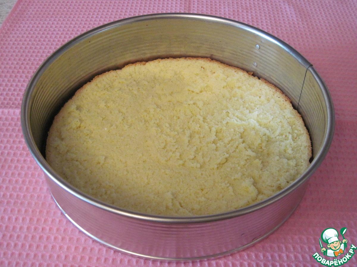 """Торт """"Птичье молоко"""" для юбилея"""