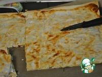 Лаваш с сыром вместо хлеба ингредиенты