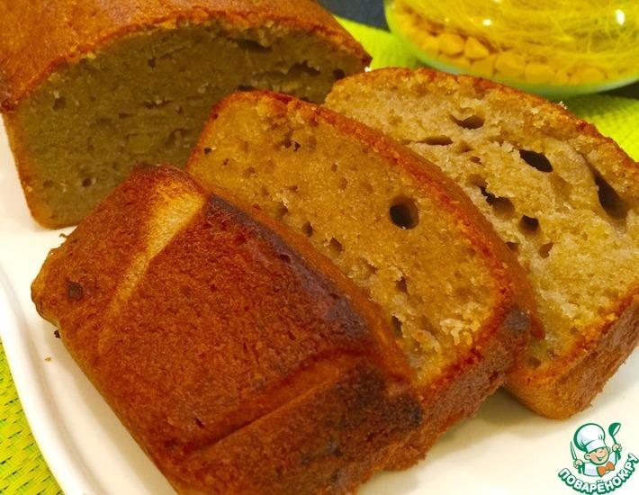 Рецепт: Шанхайский банановый хлеб