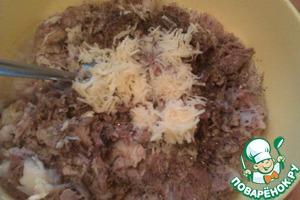 Домашняя тушенка-паштет, пошаговый рецепт с фото