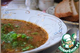Рецепт: Харчо от Роксаны Бабаян