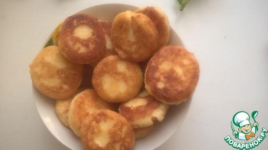 сырники Минутка