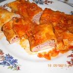 Бризолики с сосисками