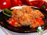 Тефтели с рисом в кисло-сладком соусе ингредиенты