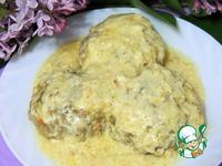 Тефтели из карася в сливочном соусе ингредиенты