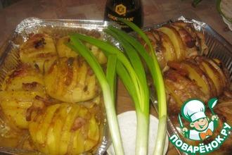 Рецепт: Картофель Из детства