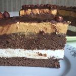 Торт Шоколадно-карамельная фантазия