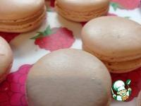 Французские макаронс ингредиенты