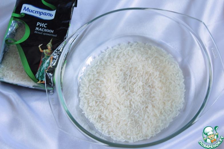 """Рисовая запеканка """"Птичье молоко"""""""