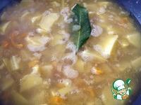 Картофельный суп-пюре с крутонами и беконом ингредиенты